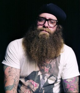 beard of andy williams every time i die
