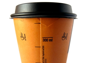 travel coffee cup with lid