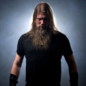 Johan Hegg Amon Amarth beard