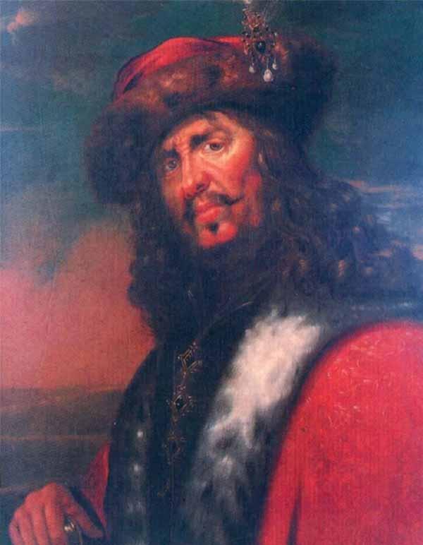 black bart mustache pirate roberts