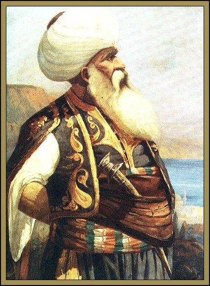 dragut turgut reis privateer turkish beard