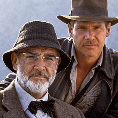 indiana jones sr